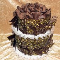 Csupa csoki 2 emeletes belga stílus