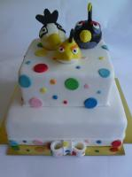 Vidám torta :)