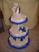Esküvői torta 6